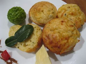 Kaffir Cheese Chilli Puffs